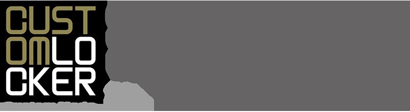 カスタムメイドロッカーのロゴ
